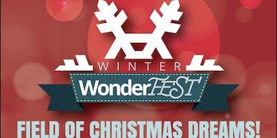 Winter WonderFEST 2019: Field of Christmas Dreams Dec 10