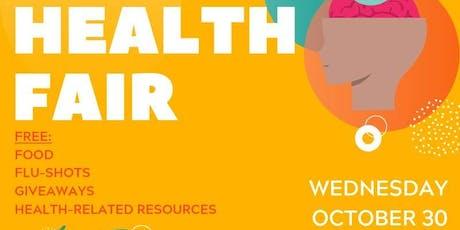 CSM Health Fair tickets