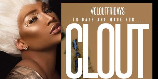 Clout Fridays at Lavoo Lounge   $100 Bottles