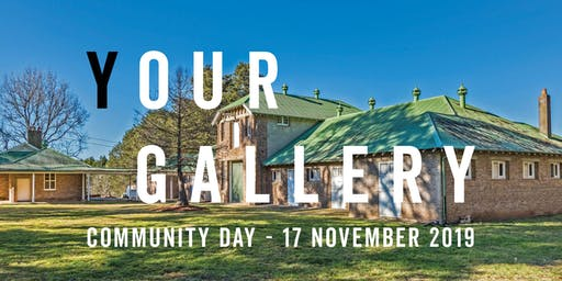 Our Gallery Community Day