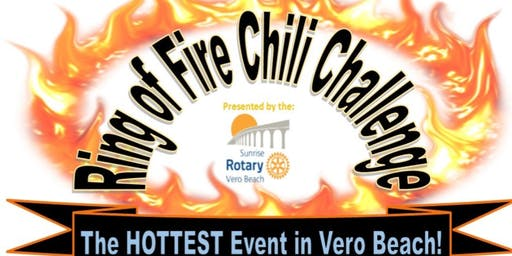 Ring of Fire Chili Challenge