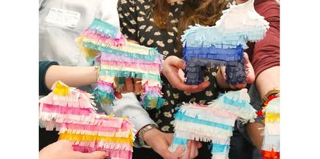 DIY Piñatas with The Neon Tea Party! (2019-10-16 starts at 7:00 PM) tickets