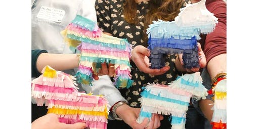 DIY Piñatas with The Neon Tea Party! (2019-10-16 starts at 7:00 PM)