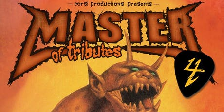 Master of Tributes 4 - Modern to Heavy Metal tributes tickets