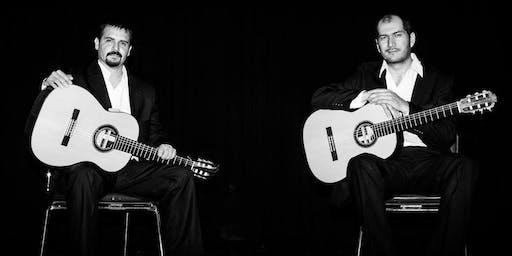 Dúo de Guitarras Tucumán en concierto