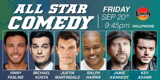 Michael Kosta, Jamie Kennedy, and more - Special Event : All-Star Comedy