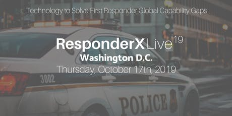 ResponderXLive - IFAFRI & DHS S&T tickets