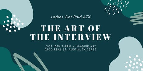 The Art of the Interview (Austin) tickets