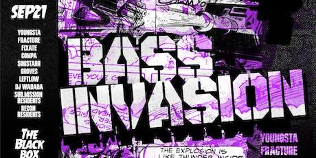 Bass Invasion tickets