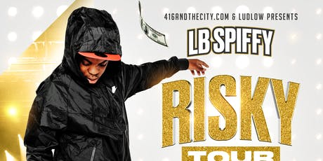 LB SPIFFY  Risky Tour - MONTREAL tickets