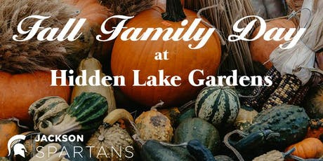 Jackson Spartans Fall Family Event tickets
