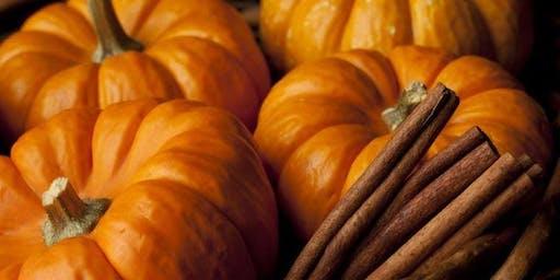 Pumpkin Spice Fest @ Bishop's Field