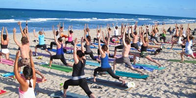 Join Miami-Fitness at Donation Based Angel-Yoga Class!