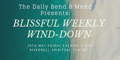 Blissful Weekly Wind-Down Workshop tickets