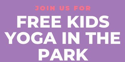 Texas Hill Country Kids Yoga in the Park