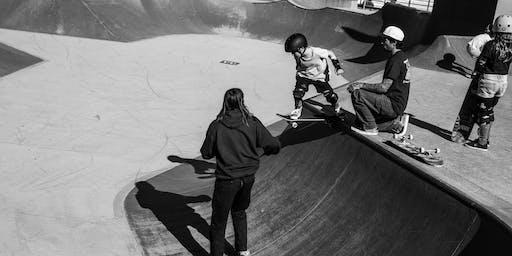 Dulwich Hill Skateboarding Workshop and Jam