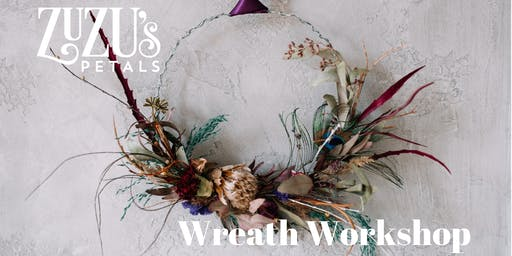 Wreath Workshop 10.18.2019