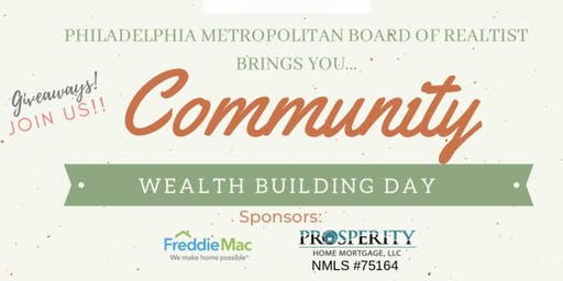 Community Wealth Building Day!