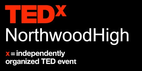 TEDxNorthwoodHigh tickets