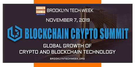 Brooklyn Tech Week - BLOCKCHAIN CRYPTO SUMMIT 2020 tickets