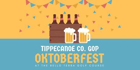 Tippecanoe County GOP Oktober Fest tickets