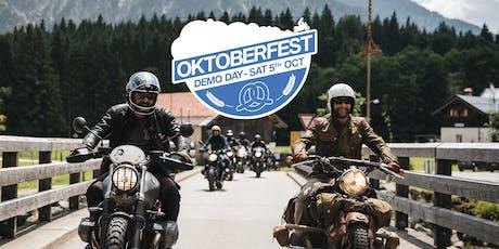 Oktoberfest Motorrad Demo Day tickets