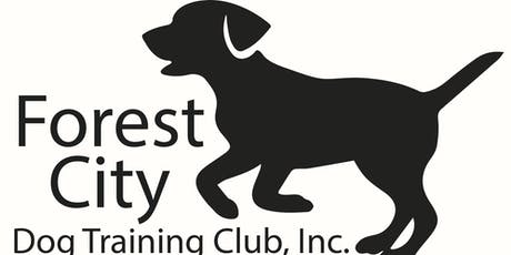 Therapy Dog Class tickets