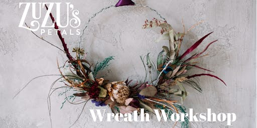 Wreath Workshop 10.19.2019