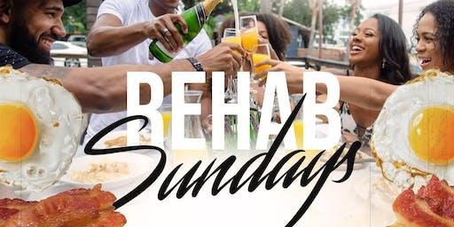 """REHAB SUNDAYZ """"Houston REAL Sunday Funday"""""""