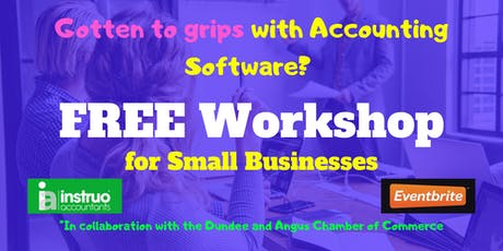 FREE Accountancy Software Training Workshops @DACC, by Instruo Accountants tickets