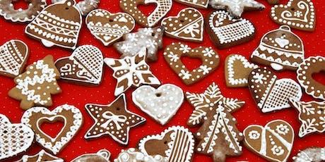 Gingerbread Cookies tickets
