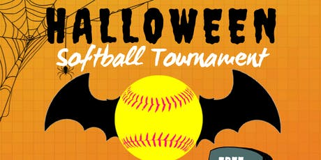 Tribe Halloween Softball Tournament 2019 tickets