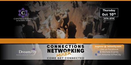 October Connections Networking Mixer tickets