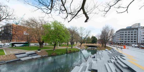 Christchurch Urban Waterway Walk tickets