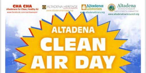 Altadena Clean Air Day