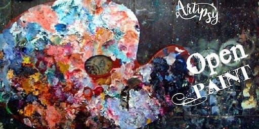 Artipsy Open Paint