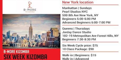 Kizomba Dance Class in Queens, NY tickets