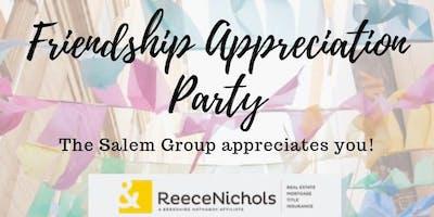 Friendship Appreciation Party