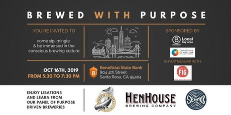 Brewed with Purpose tickets