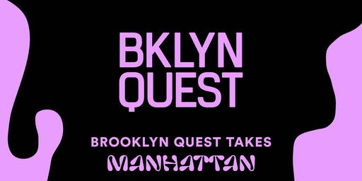 BklynQuest takes Manhattan Spooky Edition