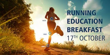 Kieser Collins Street Running Education Breakfast tickets