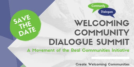 Welcoming Community Dialogue Summit
