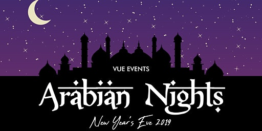 New Year's Eve 2019: Arabian Nights