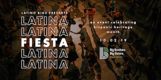 Fiesta Latina Under the Stars! A Hispanic Heritage Month Celebration