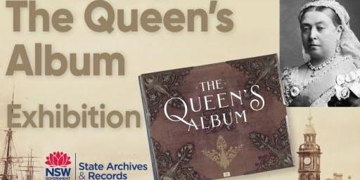Exhibition: Queen's Album Curator's Talk - Newcastle Library
