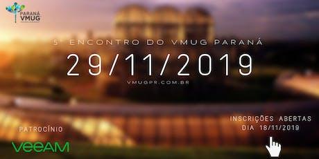 5° Encontro do VMUG Paraná ingressos