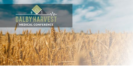 Dalby Harvest Medical Conference tickets