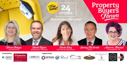Property Buyers Forum