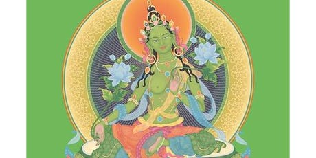 Blessing Empowerment of Green Tara | Swift Protect tickets