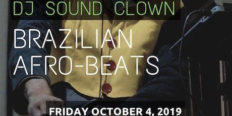 9pm - DJ SoundClown tickets